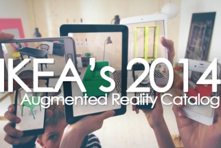 Ikea Incorporates your Device's Camera for Their 2014 Catalog