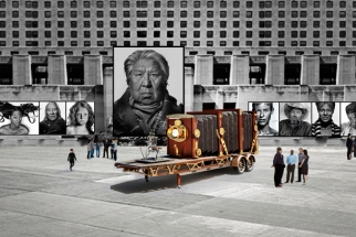The World's Largest Film Camera Redefines Mobile Photography