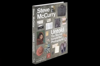 "Steve McCurry Tells His ""Untold"" Stories"