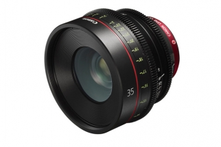Canon Adds New Cinema Prime with the CN-E35mm T1.5 L F