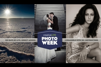 Don't Miss creativeLIVE Photo Week!
