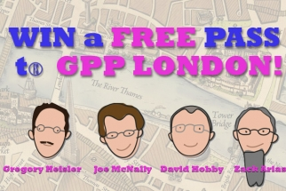Fstoppers Contest:  Win A Free Pass To Gulf Photo Plus London 2013