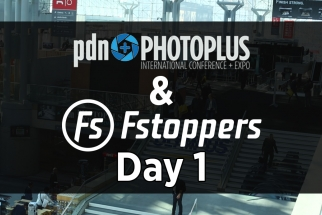 Day One of Photo Plus Expo in New York City