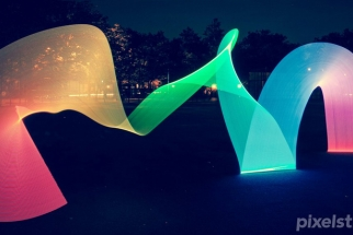 Pixelstick - Light Painting Evolved