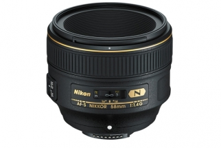 Nikon Unveils the Nikkor 58mm f/1.4G Lens
