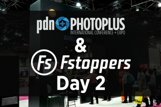 Day Two of Photo Plus Expo in New York City