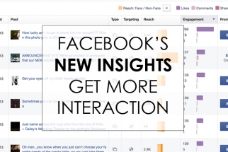 Facebook's New Insights Finally Help You Get More Interaction