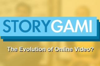 Storygami: The Evolution of Online Video?