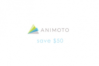 Save $50 On Animoto Pro Photography Slideshows