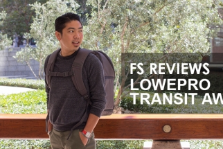 The Lowepro Transit Backpack is a Triumph of Simple, Effective Design
