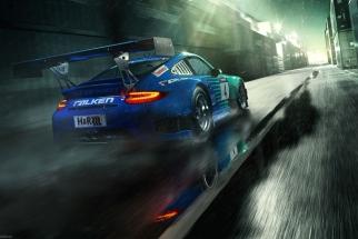 Falken Motorsports Porsche Photoshoot - No Rig No Problem