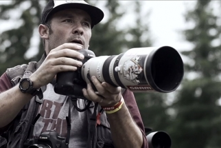 Behind The Scenes With Sven Martin, Shooting Pro Biking Events