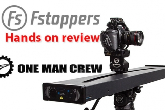 Fstoppers Reviews Redrock Micro One Man Crew Motorized Slider