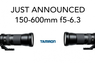 Now Available For Pre-Order Tamron 150-600mm