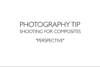 Glyn Dewis Shares Key Tips For Shooting Composite Image Backgrounds