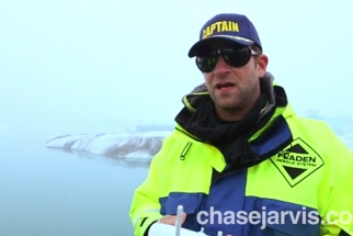 Watch Chase Jarvis Crash a DJI Phantom into the Icelandic Sea
