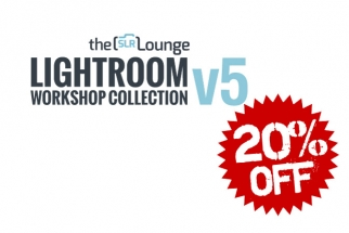 Last Chance To Save 20% On The SLR Lounge Lightroom Collection