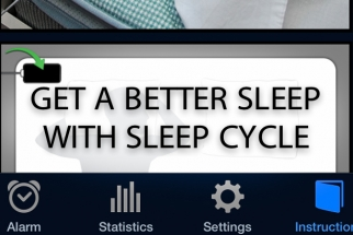 A Good Night's Sleep With Sleep Cycle App