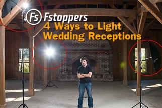 Free Wedding Tutorial:  How To Light Wedding Reception Venues