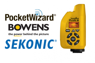 Bowens, PocketWizard and Sekonic Team Up with Combined Products