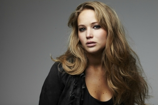 No Photoshop Needed for Jennifer Lawrence