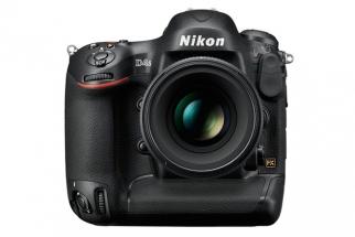 New Nikon D4s Officially Announced