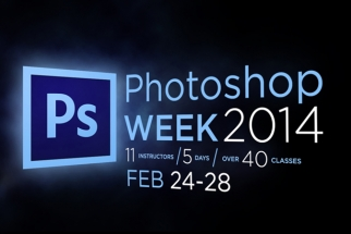 creativeLIVE Photoshop Week Streaming LIVE Now