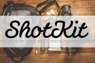 ShotKit - Exposing the Camera Bags of Photographers
