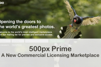 500px Prime: A New Commercial Licensing Marketplace