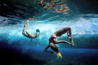 Great Video Feature of Underwater Photographer Sarah Lee