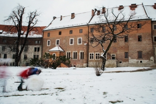Cracow: A Timelapse Spanning Four Seasons