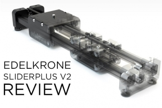 Fstoppers Reviews the Edelkrone Slider Plus, the Ultimate Travel Slider