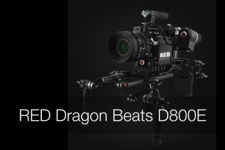 RED Epic Dragon Bests Nikon D800E on DxOMark