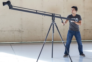 The ProAm Orion is a Sturdy, Smart & Affordable DSLR Crane
