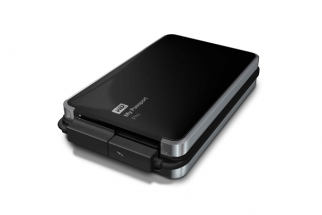 WD Launches 233 MB/s Fast, Portable & Bus-Powered Thunderbolt Hard Drive