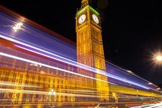 The Picture Project- London by Night
