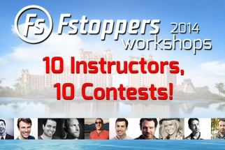 Win Free Admission To The Fstoppers Photography Workshops In The Bahamas