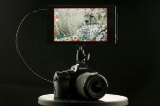 "Atomos Announces the ""Shogun"" for Recording 4K from the a7S"
