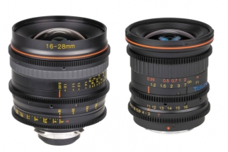 Tokina Releases New Wide-Angle Cinema Zooms