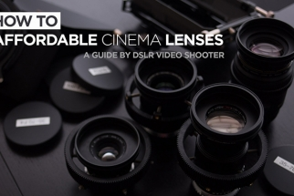 Converting Still Lenses for Cinema & The Differences Between Them