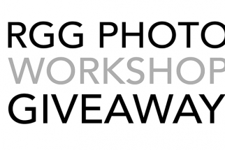 Your Chance To Win The Entire Workshop For RGG Photo