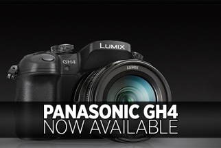 Panasonic Lumix GH4 Now In Stock