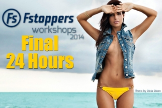 Last Chance To Sign Up For Fstoppers Workshops 2014