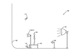Amazon's Newest, Revolutionary Patent: White Seamless Studio Photography