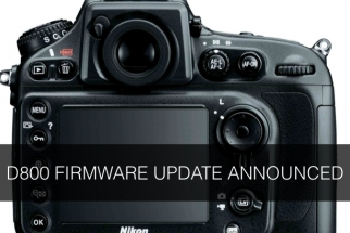 D800 Gets a Firmware Overhaul