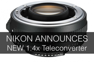 Nikon Announces New TC-14E III Teleconverter