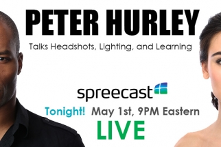 Join the Fstoppers and Peter Hurley Live Tonight at 9PM Eastern