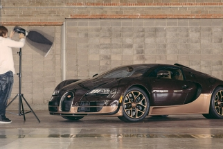 How a $3.6 Million Supercar was Photographed in Under an Hour