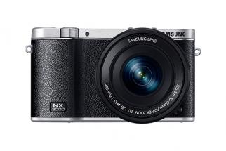 Samsung Adds New Consumer-Level Retro-Designed Camera to Lineup: NX3000