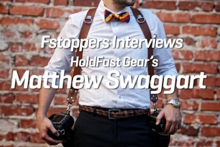 Fstoppers Exclusive Interview - HoldFast Gear Founder Matthew Swaggart on Photography and Entrepreneurship